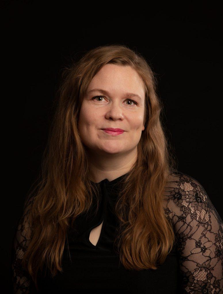 Tieteenhistorioitsija Katariina Parhi